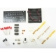 LED sequentially-lighting kit for logic circuit study